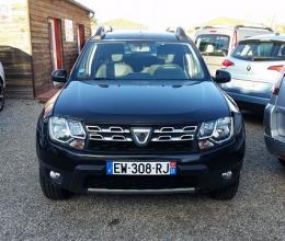 DACIA DUSTER 1.2 TCE 125CH BLACK TOUCH OPTION ETHANOL 490€