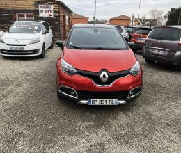 RENAULT CAPTUR 0.9 TCE 90CH STOP&START ENGY HELLY HANSEN ECO²  5CV