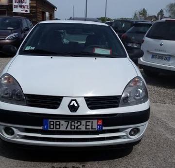 CLIO II BLANC