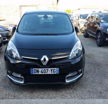 RENAULT SCENIC III 1.6 DCI 130CH ENERGY BOSE EURO6 PACK CUIR