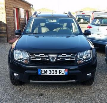 DACIA DUSTER 1.2 TCE 125CH BLACK TOUCH 4X2