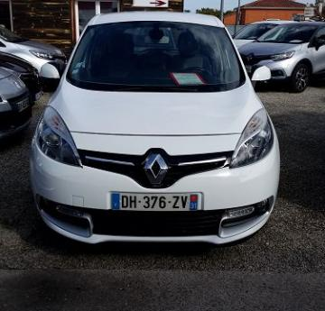 RENAULT SCENIC III 1.5 DCI 110CH ENERGY BUSINESS + ATTELAGE