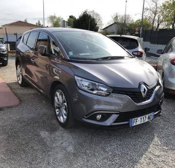 RENAULT GRAND SCENIC IV 1.3 TCE 140CH FAP BUSINESS 7 PLACES