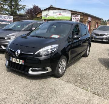 RENAULT SCENIC III 1.2 TCE 115CH ENERGY LIMITED EURO6